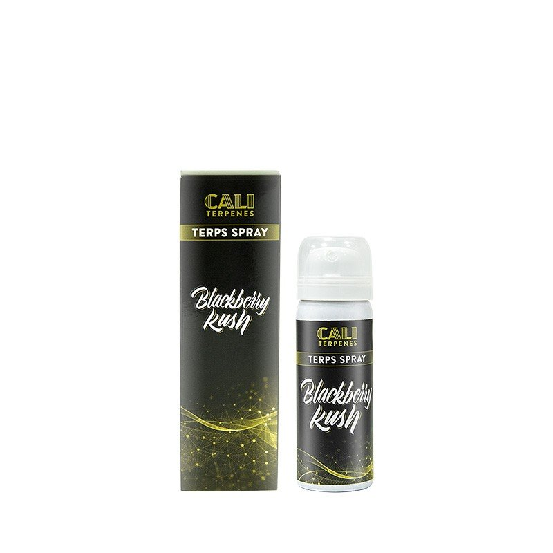 Cali Terpenes Terps Spray BlackBerry Kush 5ml