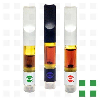 O.penVape Cartridge 250mg