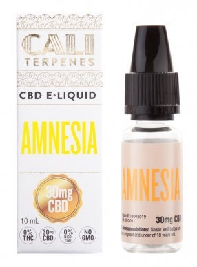 E-liquid Amnesia CBD 100mg 10ml 0% Nicotine