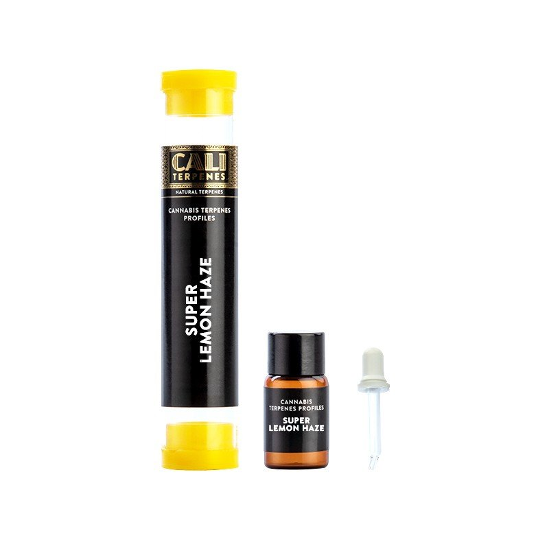 Cali Terpenes Aroma Super Lemon Haze 1ml