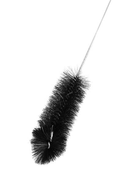 Bristle Cleaning Brush Black 55cm