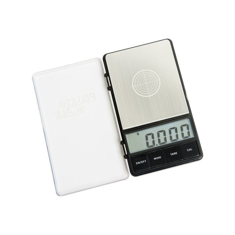 Váha PELLET scale KIT 10g/0,001g