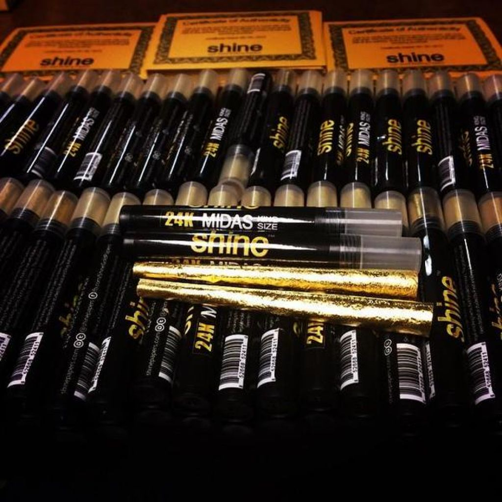 Shine 24K King Size CONE